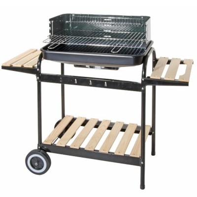 Barbecue con Carrello Medium