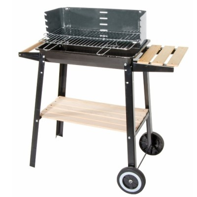 Barbecue con Carrello Small