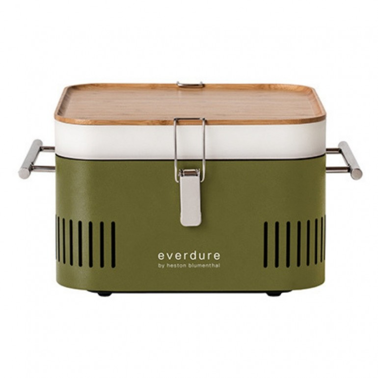 Barbecue a Carbone portatile CUBE™