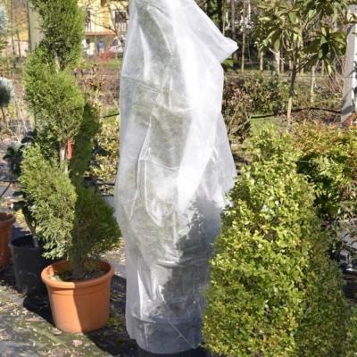 Cappuccio Protettivo in TNT bianco da 30 grammi