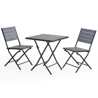 Set con Tavolino e Sedie ELETTRA