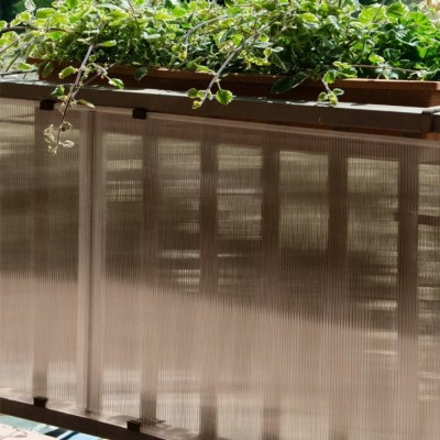 Kit di pannelli per la protezione dei balconi WALL-Y