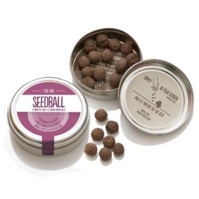 Tea Mix - mix di semi di piante per tè e infusi,confezione in alluminio