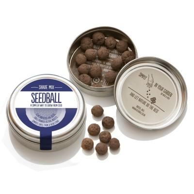 Shade Mix - mix di semi di fiori di campo Prato Ombra,confezione in alluminio