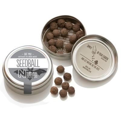 Bat Mix - mix di semi di fiori di campo Miscela Pipistrello,confezione in alluminio