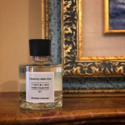 Profumatori per ambiente L'essenza delle erbe: otto fragranze di profumi dedicati alle erbe aromatiche essenziali, 200 ml