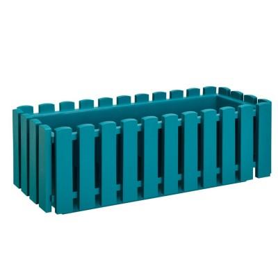 Vaso FENCY SMART 50x18,5x17 cm, con sistema di auto-irrigazione