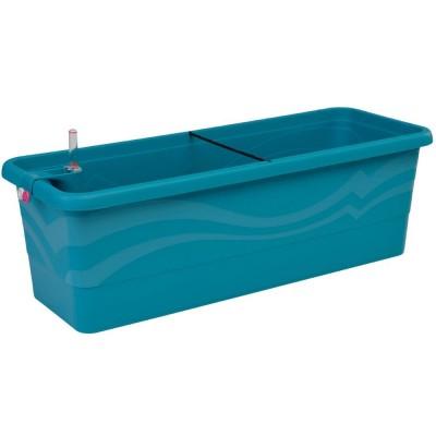 Vaso GARDENIE SMART 100x22,5x19 cm, con sistema di auto-irrigazione