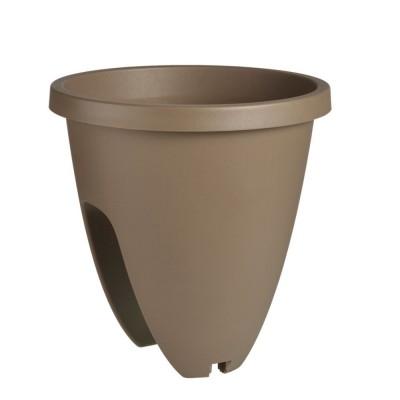 Vaso da balcone BALCONIA OVI, diametro da 26 cm