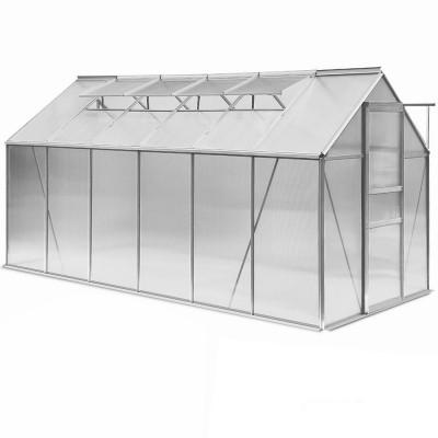 Serra in policarbonato alveolare 4 mm Ezooza Toby 190 x 380 cm