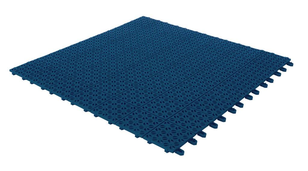 Piastrelle flessibili in plastica  cm da esterno e