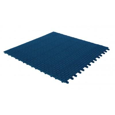 Confezione 110 Piastrelle Flessibili in Plastica 55,5 x 55,5 cm da Esterno e Giardino. Drenanti e Autobloccanti