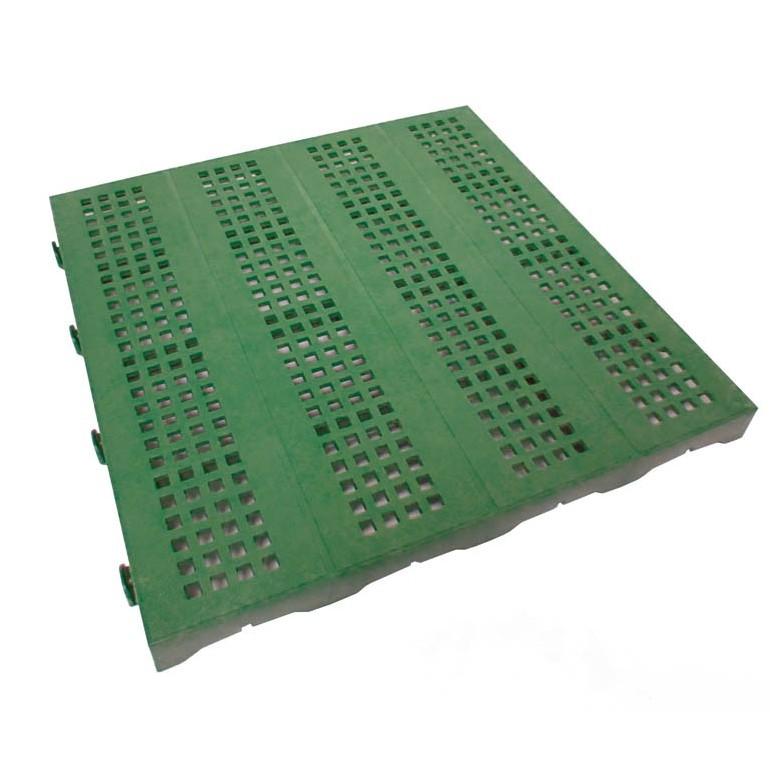 Piastrelle Plastica Da Esterno.Piastrella In Plastica Da Esterno E Giardino 40 X 40 Cm Forata