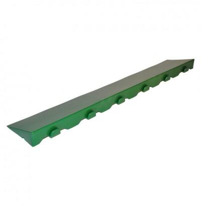 Accessorio per Piastrella in Plastica da Esterno e Giardino Scivolo Maschio 40 X 10 cm. 4 pezzi