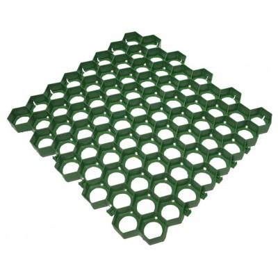 Confezione da 6 pezzi PRATEX piastrella salva prato 60x56 cm