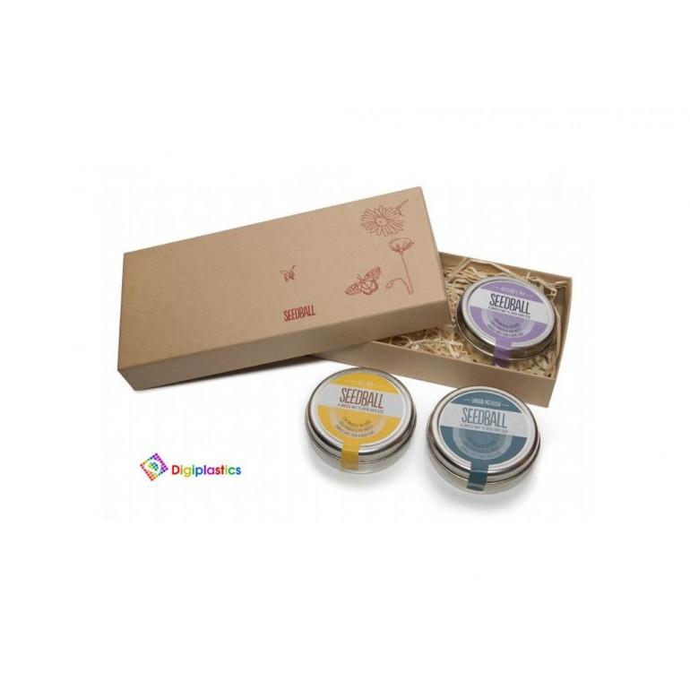 Gift Box con 3 confezioni di Seedball