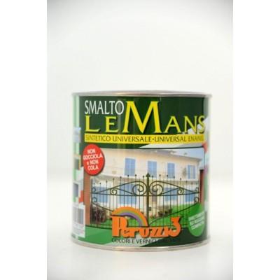 Smalto al Solvente Universale LE MANS, per Interni ed Esterni, Alta Qualità, 0,75 litri