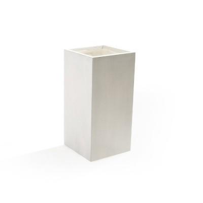 Vaso in Argilla mista Fibra di Vetro ROQUEBRUNE, colore AVORIO, misura XL