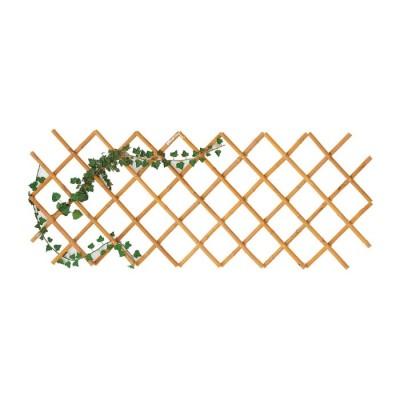 Traliccio Estendibile in Bamboo, 90x180 cm