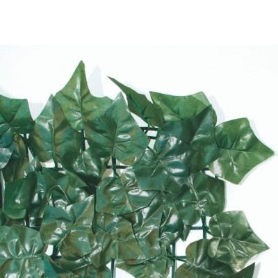 Foglie di Ricambio tipo Edera per Siepe Decorativa SERPEVERDE POINT, 20 pezzi