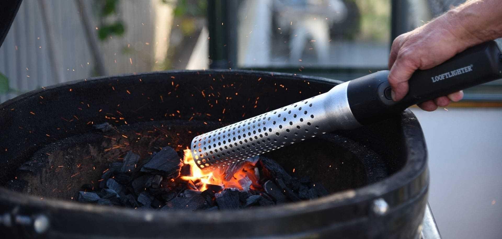 A Natale regala un Looftlighter, lo strumento indispensabile per tutti gli amanti del BBQ